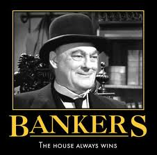 greedy banker
