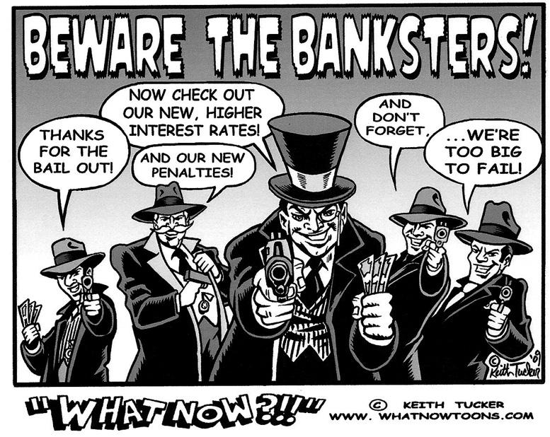 American Banksters
