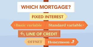 which mortgage