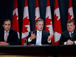 Poloz, Carney, Flaherty