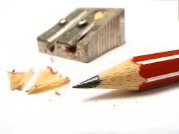 Sharpen pencil