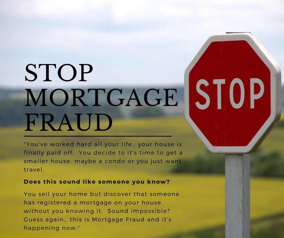 Stop Mortgage Fraud