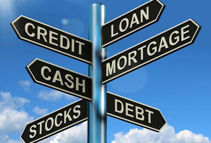 Good debt and Bad debt - Credit Debt Loan Mortgage