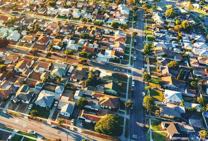 Rental properties as a secure long-term investment