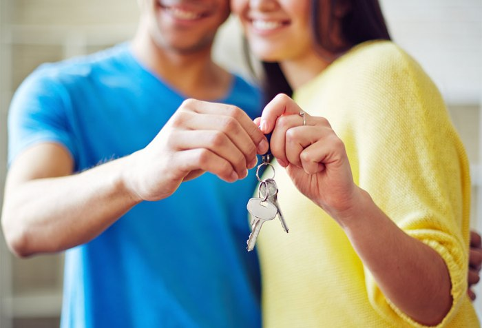 New year new home - Learn About the Home Buyers Plan